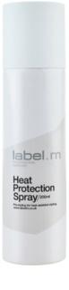 label.m Create védő spray a hajformázáshoz, melyhez magas hőfokot használunk