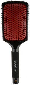 label.m Brush Paddle Haarborstel