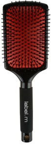 label.m Brush Paddle cepillo para el cabello