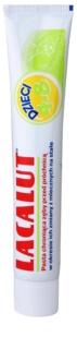 Lacalut Junior зубна паста для періоду зміни молочних зубів на постійні