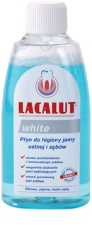 Lacalut White Mouthwash With Whitening Effect