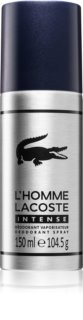 Lacoste L'Homme Lacoste Intense deospray pentru barbati 150 ml