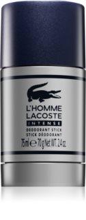 Lacoste L'Homme Lacoste Intense deostick pro muže 75 ml