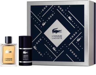 Lacoste L'Homme Lacoste poklon set VI. za muškarce