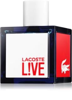 Lacoste Live Male eau de toilette para hombre 100 ml