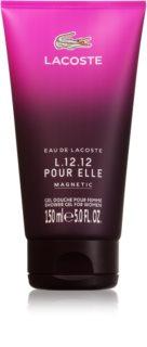 Lacoste Eau de Lacoste L.12.12 Pour Elle Magnetic gel de dus pentru femei 150 ml