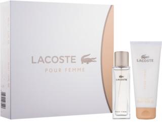 Lacoste Pour Femme zestaw upominkowy IX.