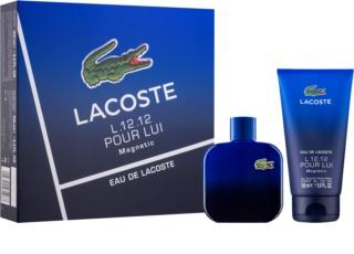 Lacoste Eau de Lacoste L.12.12 Pour Homme Magnetic ajándékszett I.