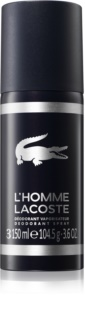 Lacoste L'Homme Lacoste Deo Spray for Men 150 ml