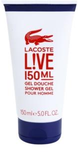 Lacoste Live gel doccia per uomo 150 ml