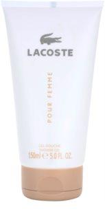 Lacoste Pour Femme sprchový gel pro ženy 150 ml