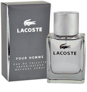 Lacoste Pour Homme eau de toilette para hombre 100 ml