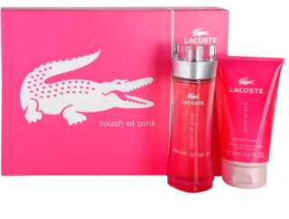 Lacoste Touch of Pink darilni set II.
