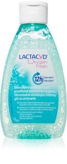 Lactacyd Oxygen Fresh δροσιστικό καθαριστικό τζελ για προσωπική υγεινή