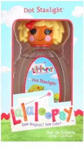 Lalaloopsy Dot Starlight Eau de Toilette voor Kids 100 ml