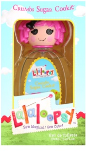 Lalaloopsy Crumbs Sugar Cookie Eau de Toilette voor Kids 100 ml