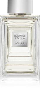 Lalique Hommage À L'Homme Eau de Toilette para homens 100 ml