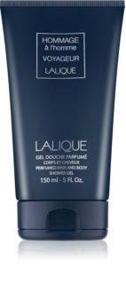 Lalique Hommage À L'Homme Voyageur gel de ducha para hombre 150 ml