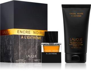 Lalique Encre Noire À L'Extrême poklon set I. za muškarce