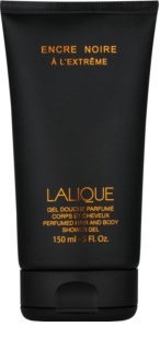 Lalique Encre Noire AL´Extreme Τζελ για ντους για άνδρες 150 μλ
