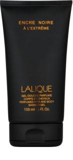 Lalique Encre Noire À L'Extrême gel douche pour homme 150 ml