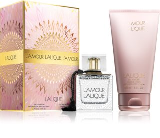 Lalique L'Amour coffret III. para mulheres
