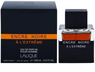 Lalique Encre Noire À L'Extrême Eau de Parfum para homens 100 ml
