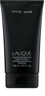 Lalique Encre Noire for Men gel de ducha para hombre 150 ml
