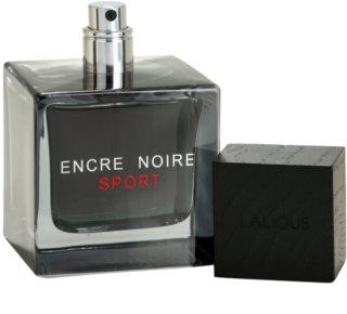 Lalique Encre Noire Sport тоалетна вода тестер за мъже 100 мл.