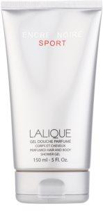 Lalique Encre Noire Sport gel de ducha para hombre 150 ml