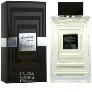 Lalique Hommage a L'Homme Eau de Toilette pentru barbati 100 ml