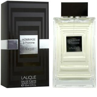Lalique Hommage a L'Homme Eau de Toilette for Men 100 ml