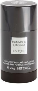 Lalique Hommage a L'Homme deostick pentru barbati 75 ml