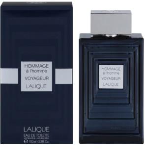 Lalique Hommage a L'Homme Voyageur eau de toilette pentru barbati 100 ml