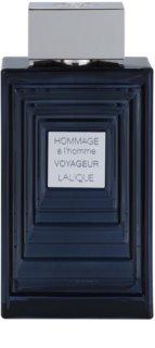Lalique Hommage À L'Homme Voyageur eau de toilette pour homme 100 ml