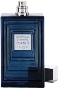 Lalique Hommage a L'Homme Voyageur woda toaletowa tester dla mężczyzn 100 ml