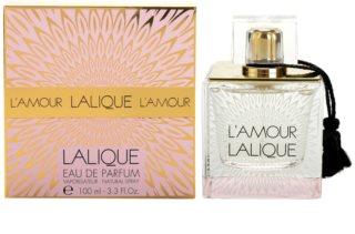 Lalique L´Amour Eau de Parfum für Damen 100 ml