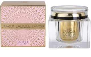 Lalique L´Amour crema corporal para mujer 200 ml