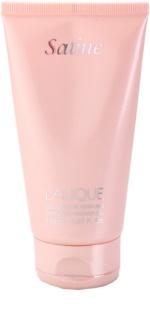 Lalique Satine gel de dus pentru femei 150 ml