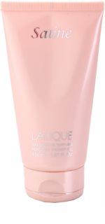 Lalique Satine sprchový gel pro ženy 150 ml