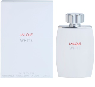 Lalique White toaletna voda za muškarce 125 ml