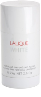 Lalique White deodorante stick per uomo 75 ml