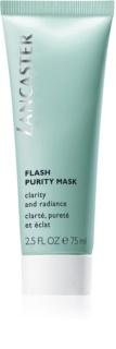 Lancaster Cleansers & Masks masca faciala pentru curatare si stralucire