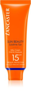 Lancaster Sun Beauty Face Sun Cream  SPF 15