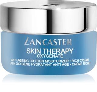 Lancaster Skin Therapy Oxygenate hydratisierende und nährende Creme gegen Falten