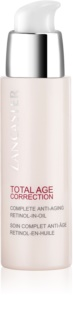 Lancaster Total Age Correction aceite facial con retinol