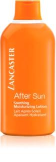 Lancaster After Sun leite hidratante pós-solar para corpo e rosto