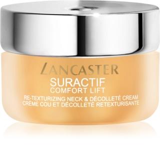 Lancaster Suractif Comfort Lift Lifting Crème voor Hals en Decolleté