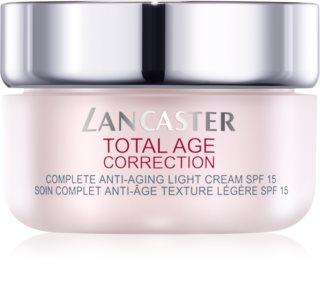 Lancaster Total Age Correction