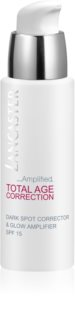 Lancaster Total Age Correction _Amplified sérum anti-rides éclat anti-taches pigmentaires